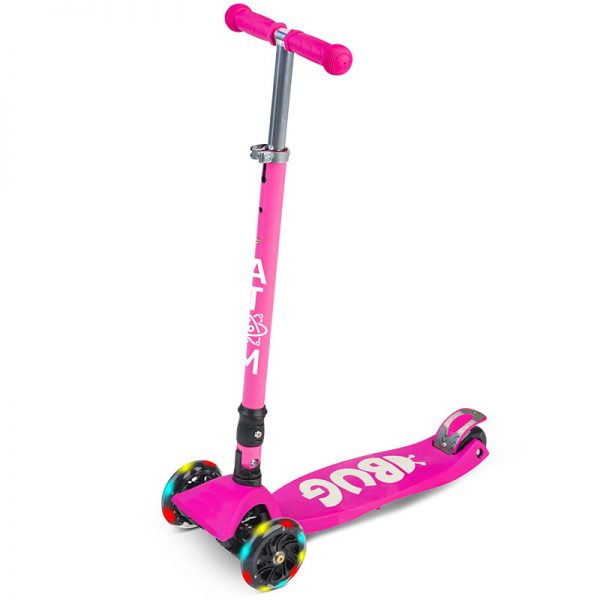 Atom Bug Scooter in Pink