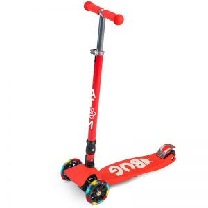 Atom Bug Scooter in Red